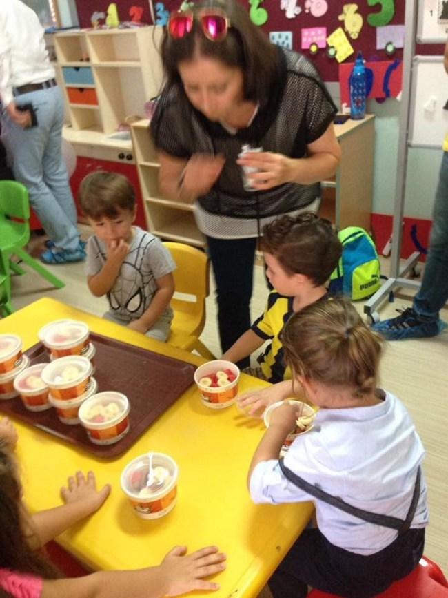 Akçakoca'da minik öğrenciler için ders zili