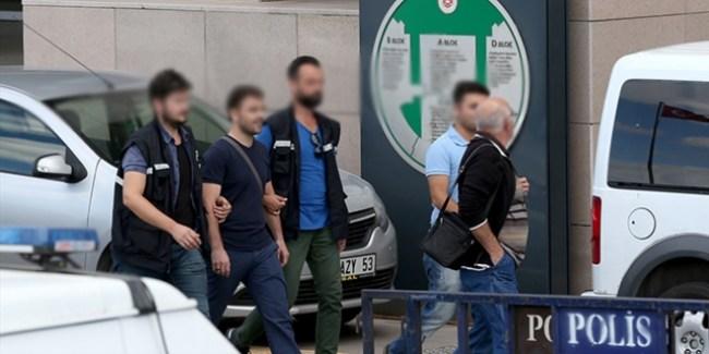 polis memuru FETÖ'den tutuklandı