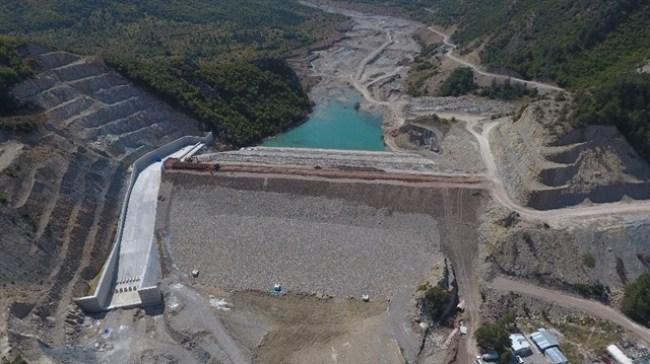 Hatipoğlu Barajı ekonomiye katkı
