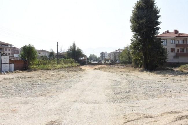 Düzce'de Yol ve Alt yapı çalışmaları başlıyor