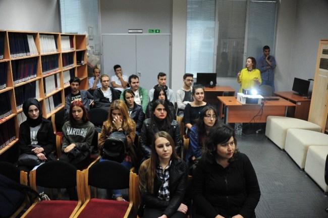 BEÜ Oryantasyon eğitimlerine öğrencilerin katılımı yoğun