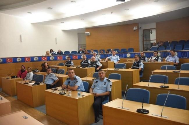 Düzce Belediyesi Tarafından Zabıtalara eğitim