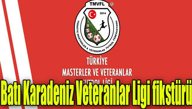 Batı Karadeniz Veteranlar Ligi fikstürü
