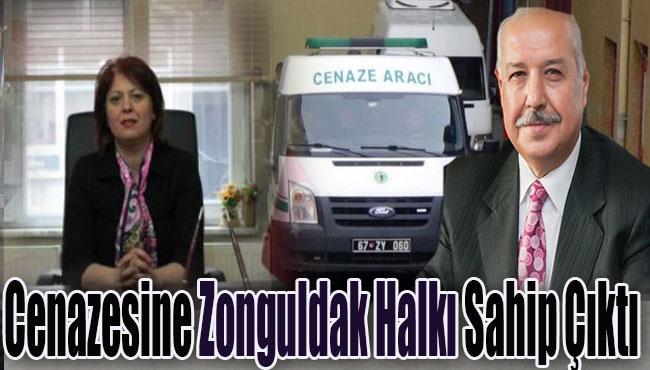 Cenazesine Zonguldak Halkı Sahip Çıktı