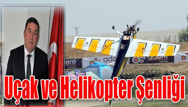 Uçak ve Helikopter Şenliği