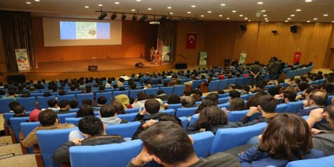 """Karabük'te """"Uluslararası İleri Malzeme konferansı"""