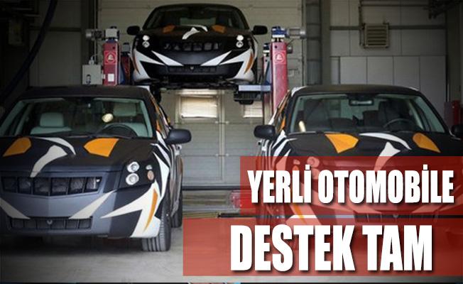 TÜDER'den yerli otomobile destek