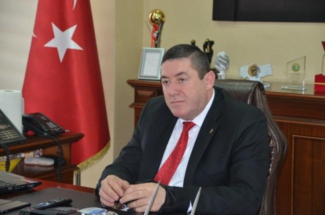 Başkan Tekin Uzun Mehmet'i andı