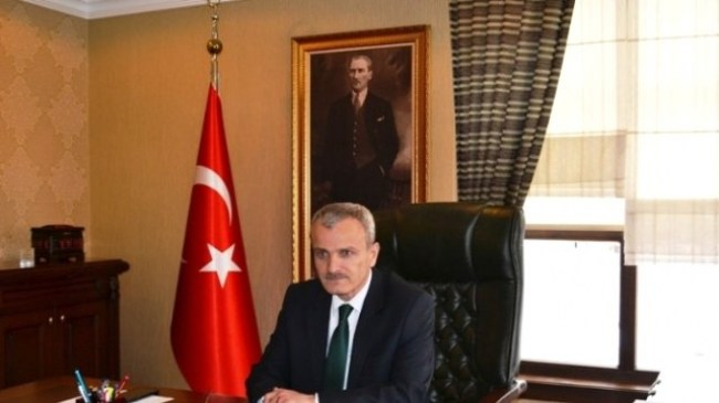 Vali Dirim, 10 Kasım Atatürk'ü Anma Günü