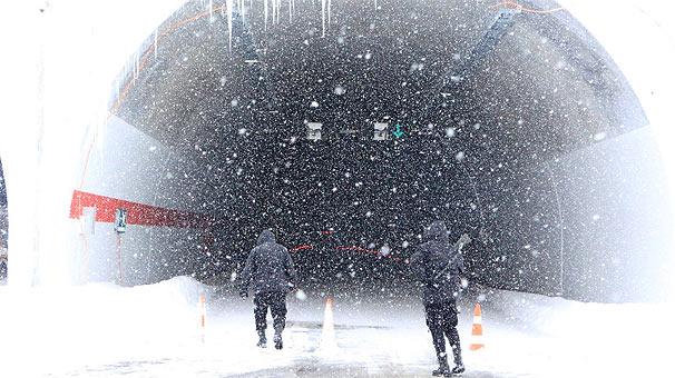 Batı Karadeniz'de kar yağışı uyarısı