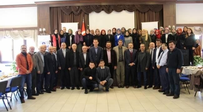 """Gönül Bahçemizde Açan Güller"""" projesi Safranbolu'da tanıtıldı"""