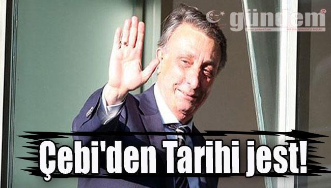 Çebi'den Tarihi jest!