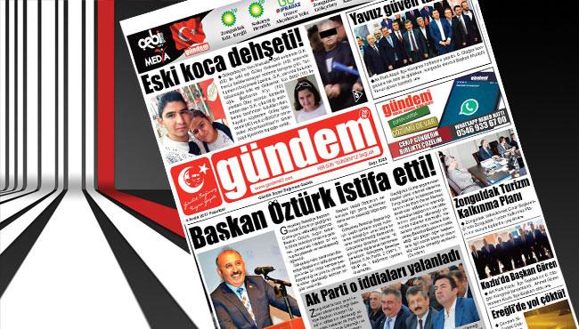 04 Aralık 2017 Gündem Gazetesi
