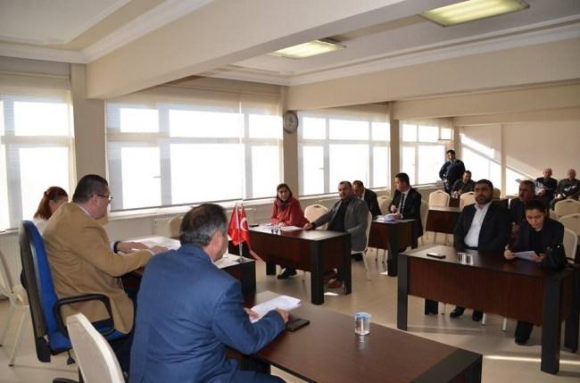 Alaplı Belediyesi'nde yılın son Meclis Toplantısı yapıldı