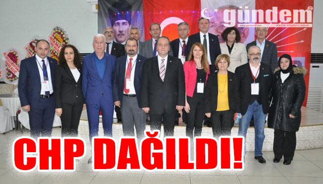 CHP Dağıldı!