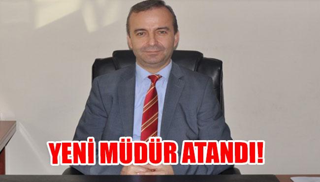 Yeni Müdür Atandı!