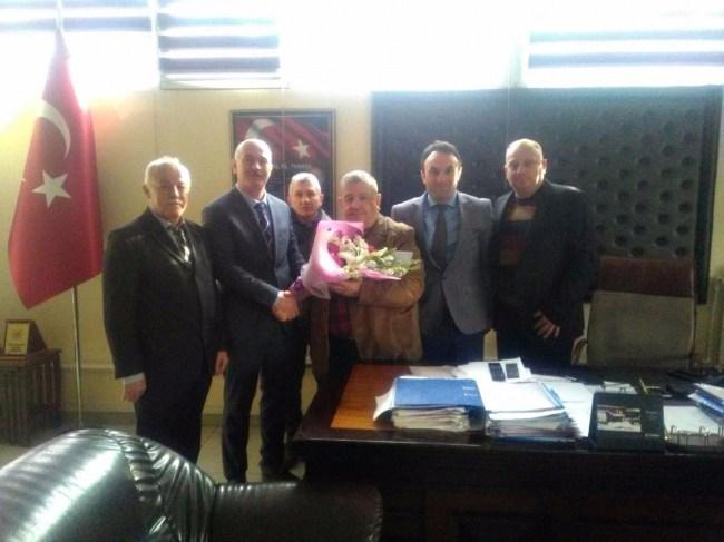 Kilimli Belediyesi'nde sözleşme imzalandı