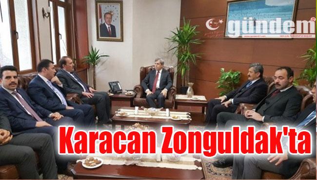 Karacan Zonguldak'ta