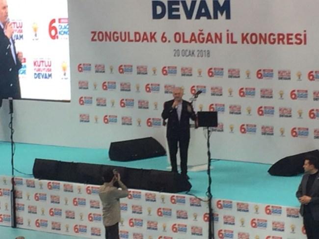 Başbakan Turpcu'ya Tepki Gösterdi