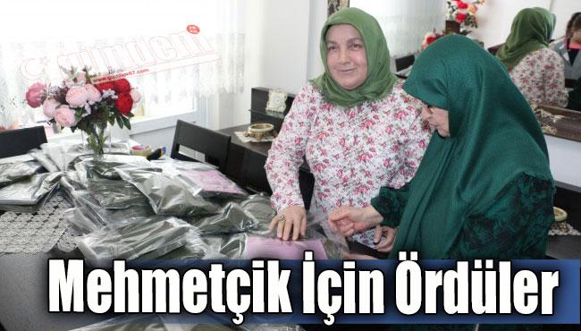Mehmetçik İçin Ördüler