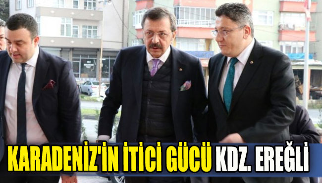 Karadeniz'in itici gücü Kdz. Ereğli