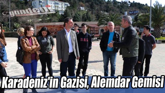 Karadeniz'in Gazisi, Alemdar Gemisi