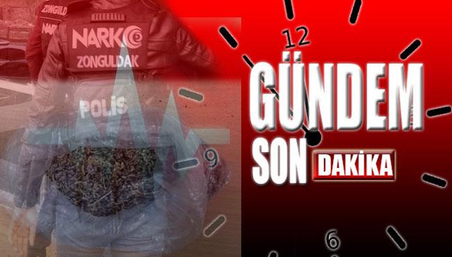 Ereğli'de Operasyon: 3 gözaltı