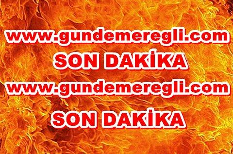 BU İHBAR EREĞLİ&8217;DE YAPILDI..