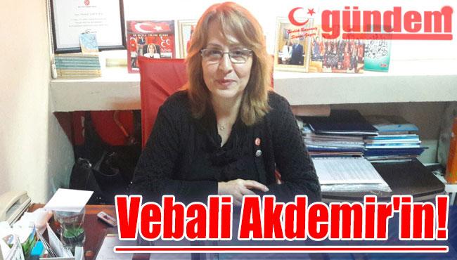Vebali Akdemir'in!