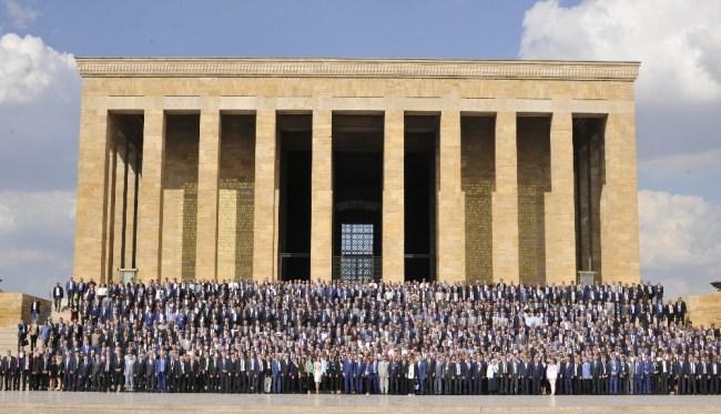 Kamitoğlu, Komisyon üyeliğine seçildi