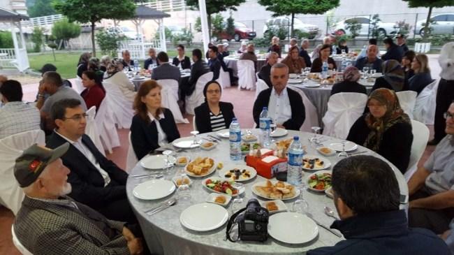 Devrek'te anlamlı iftar