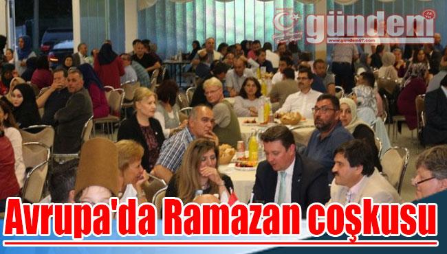 Avrupa'da Ramazan coşkusu