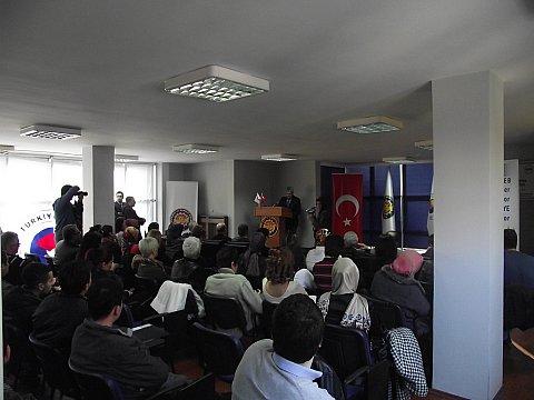 GİRİŞİMCİLER SERTİFİKALARINI ALDI