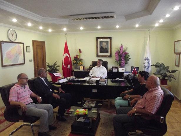 """KARTAL """" RAMAZAN'DA HUZUR DİLEDİ"""""""