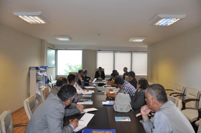 Sanayi Bölgesi Yer seçimi komisyon toplantısı