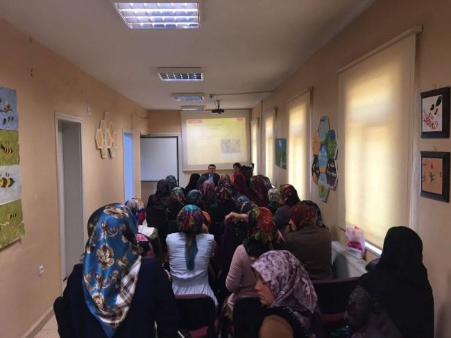 (DAGEM) Kadınlara Yönelik Açılan Kurslar Sürüyor.