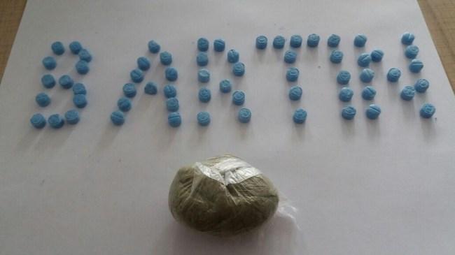 """Uyuşturucu Ticareti Yapmak"""" Suçundan Tutuklandılar"""