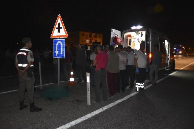 Bartın'da Trafik Kazası: 1 Kişi Hayatını Kaybetti
