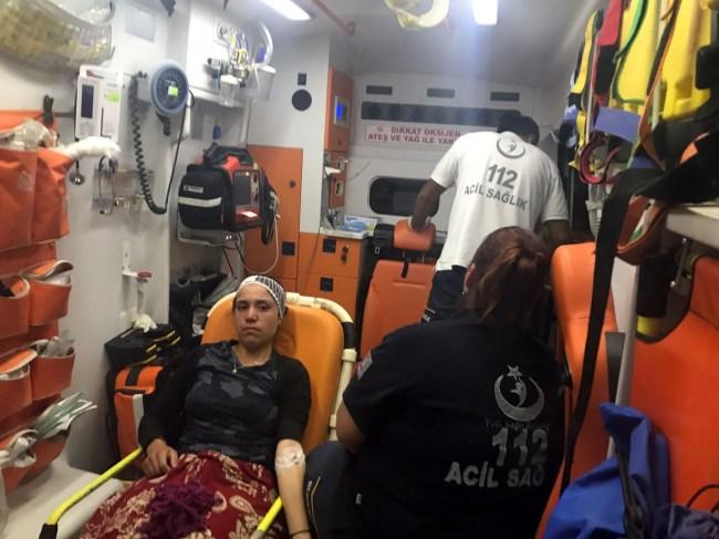 Çilimli'de Mevsimlik işçiler Arasında Kavga: 2 Yaralı