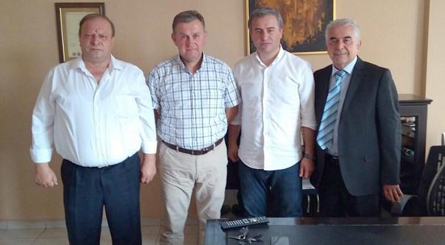 KARUNDER'den Anadolu Ajansı ziyaret etti