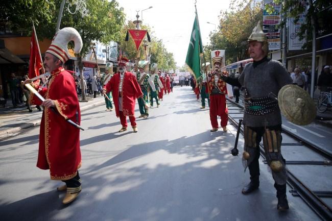 Düzce'de Ahilik Haftası, çeşitli etkinliklerle kutlanıyor.