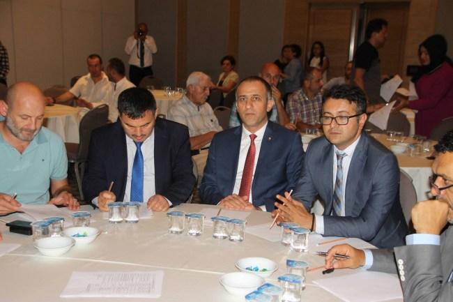 TSO'dan Kırsal Kalkınma Destekleri Bilgilendirme Toplantısı