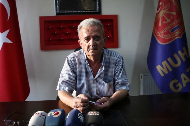 Düzce Valiliği'nce 19 Eylül Gaziler Günü dolayısıyla Kavaltı