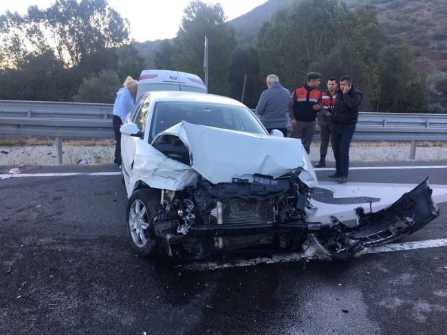 Eskipazar'da Trafik Kazası: 1 Yaralı