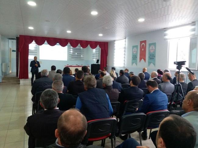 """Gölyaka'da """"Çevre ve Sağlık"""" konferansı"""