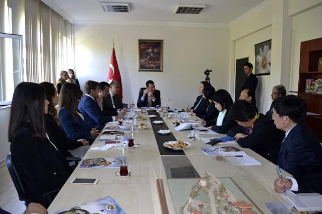 Türkiye ile Çin arasındaki çalışma planı anlatıldı