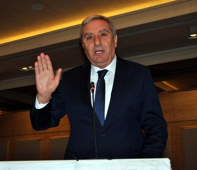 """Zonguldak esnafından Şehri'ye """"güven oyu"""""""