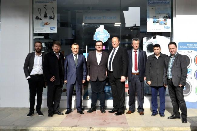 Alaplı'ya KGF'den 20 milyon lira kredi sağlandı