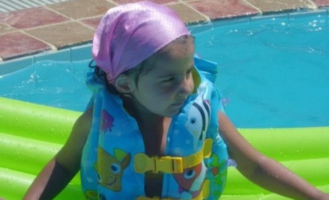 6 yaşındaki kız lösemiye yenik düştü