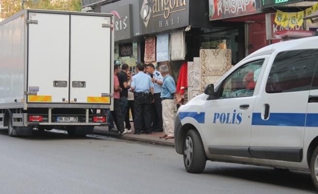 İhbar polisi harekete geçirdi
